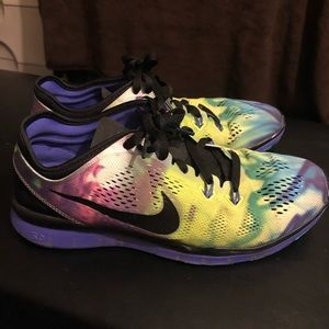 Nike Free Run 5.0 Multi Color